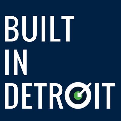built in detroit logo - patient pipeline