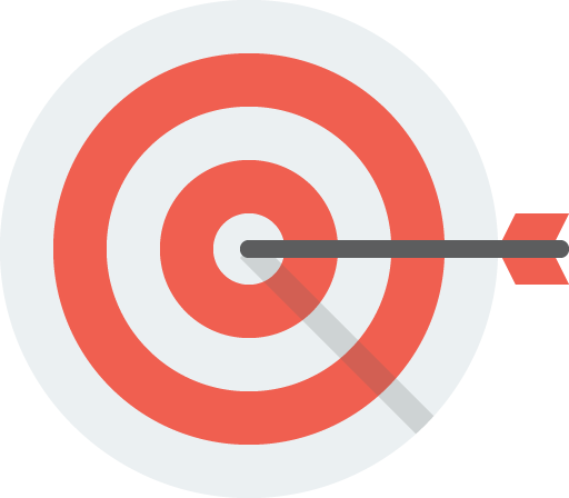 target icon - patient pipeline